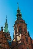 Iglesia de los santos Peter y Paul Imagen de archivo libre de regalías