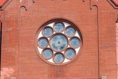 Iglesia de los santos Simon y Helena Fotos de archivo libres de regalías