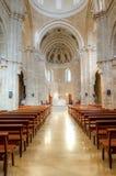 Iglesia de Louis Des Capucins del santo Fotos de archivo libres de regalías