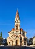 Iglesia de Lutheran Foto de archivo libre de regalías