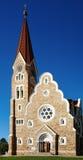Iglesia de Lutheran Imagen de archivo libre de regalías