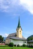 Iglesia de Lutheran Fotografía de archivo libre de regalías