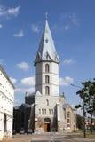 Iglesia de Lutheran de Alexander en Narva, Estonia foto de archivo libre de regalías