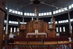 Iglesia de mártires americanos Imagenes de archivo