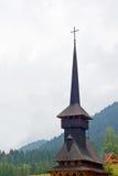 Iglesia de madera Fotografía de archivo libre de regalías