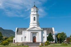 Iglesia de madre reformada holandés en George Imagen de archivo
