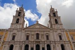 Iglesia de Mafra Imágenes de archivo libres de regalías