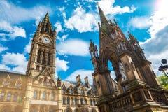 Iglesia de Manchester imágenes de archivo libres de regalías