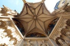 Iglesia de Maria Gestade en Viena foto de archivo libre de regalías