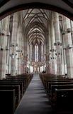 Iglesia de Marienkapelle en Wurzburg Foto de archivo