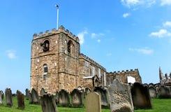 Iglesia de Marys del santo en Whitby Fotos de archivo libres de regalías