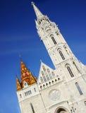 Iglesia de Matías, Budapest, Hungría Imagenes de archivo