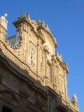 Iglesia de Matrice en Gallipoli Imagen de archivo libre de regalías