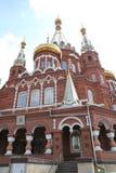 Iglesia de Mikhail sagrado foto de archivo