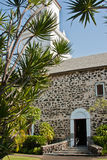 Iglesia de Moku'aikaua Imágenes de archivo libres de regalías
