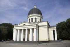 Iglesia de Moldova Foto de archivo libre de regalías