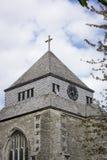 Iglesia de monasterio Abbey Tower Fotografía de archivo libre de regalías
