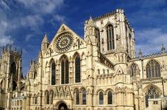 Iglesia de monasterio Catherdral de York Imagenes de archivo