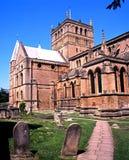 Iglesia de monasterio de Southwell Fotos de archivo libres de regalías