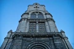 Iglesia de monasterio de Varna, Bulgaria Fotos de archivo
