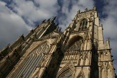 Iglesia de monasterio de York fotos de archivo