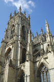 Iglesia de monasterio de York imagen de archivo libre de regalías