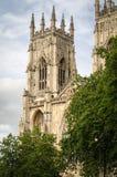 Iglesia de monasterio de York imagen de archivo