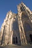 Iglesia de monasterio de York, diciembre de 2006 Imágenes de archivo libres de regalías