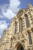 Iglesia de monasterio de York en Inglaterra Foto de archivo