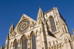 Iglesia de monasterio de York, noviembre de 2006 foto de archivo libre de regalías