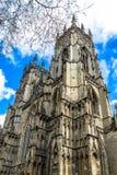 Iglesia de monasterio de York, York, Inglaterra imagen de archivo