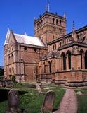 Iglesia de monasterio, Southwell, Inglaterra. Fotos de archivo libres de regalías
