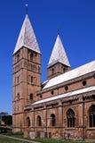 Iglesia de monasterio, Southwell, Inglaterra. Imagen de archivo libre de regalías