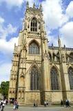Iglesia de monasterio de York la catedral de York Imagen de archivo libre de regalías