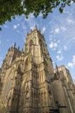 Iglesia de monasterio de York - North Yorkshire Inglaterra fotografía de archivo libre de regalías