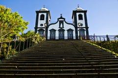 Iglesia de Monte Imágenes de archivo libres de regalías
