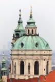 Iglesia de Nicholas del santo Fotos de archivo