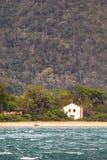 Iglesia de Nossa Senhora DA Conceicao de Paraty-Mirim - Paraty Imagenes de archivo