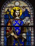 Iglesia de Notre Dame de la compassion, París, Francia Fotos de archivo libres de regalías