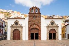 Iglesia de Nuestra de la Asuncion Royaltyfria Bilder