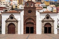 Iglesia de Nuestra de la Asuncion Royaltyfri Fotografi