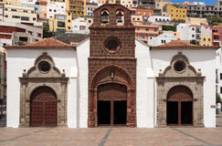 Iglesia de Nuestra de la Asuncion Royalty Free Stock Photography