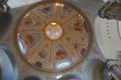 Iglesia de nuestra señora Foto de archivo libre de regalías