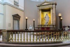 Iglesia de nuestra señora, Copenhague fotos de archivo libres de regalías