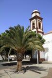 Iglesia de Nuestra Señora de la Antigua, Fuerteventura Stock Photos