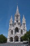 Iglesia de nuestra señora de Laeken Imágenes de archivo libres de regalías