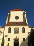 Iglesia de nuestra señora de las nieves 03 Fotografía de archivo libre de regalías