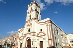 Iglesia de Nuestra Senora de εκκλησία Λα Merced στο Camaguey Στοκ εικόνες με δικαίωμα ελεύθερης χρήσης