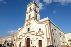 Iglesia de Nuestra Senora de la Merced church in Camaguey Royalty Free Stock Images