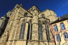 Iglesia de nuestra señora en Trier Fotos de archivo